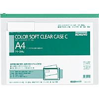 カラーソフトクリヤーケースC A4 クケ-314G 即納最大半額 単位:マイ 毎日がバーゲンセール