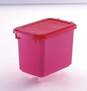 ペットフードキーパー3.5 ピンク 送料無料でお届けします 送料込み 特売
