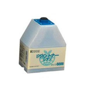 新品 蔵 ノーブランド タイプ8000 C 汎用品 対応機種:RICOH 8200 8000 定価 Color IPSiO 8100