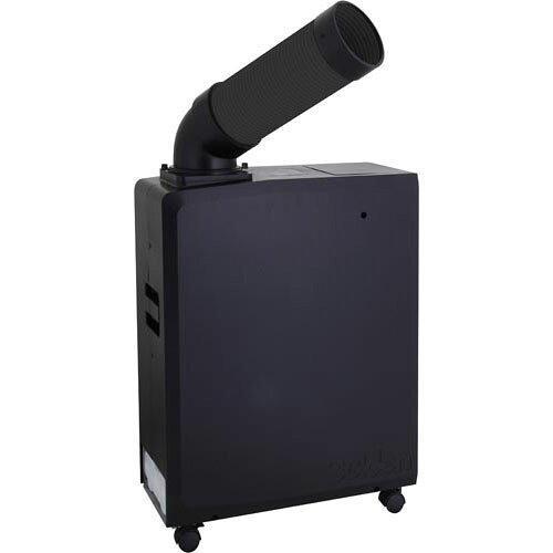 スイデン スポットエアコン 1口 安値 お値打ち価格で ポータブルタイプ 100V 個人宅への配送不可 SS-16MZB-1