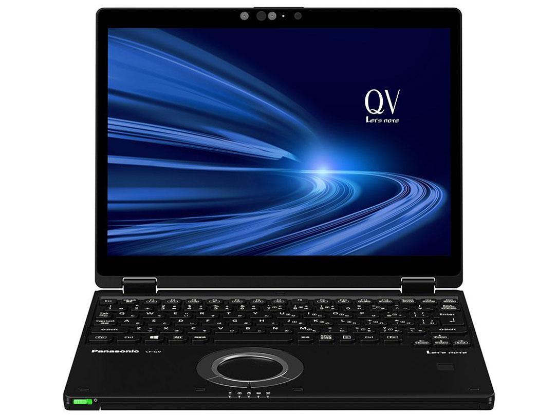 感謝の声続々! Lets note QV9シリーズ(Core i7-10710U/SSD512GB/W10Pro64/(CF-QV9KFNQR), コウミマチ 83ed3e0d