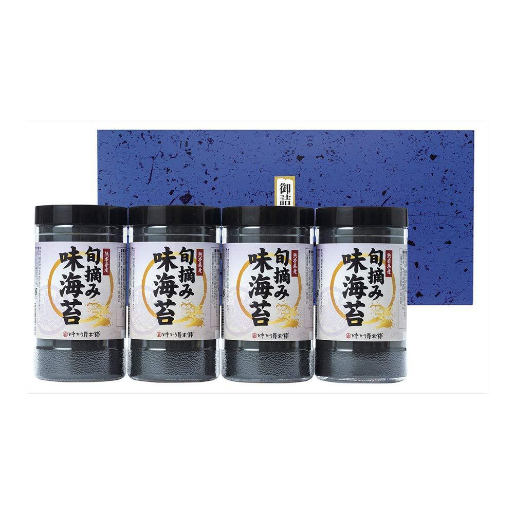 熊本有明海産 旬摘み味海苔 FGI-20 贈物 年間定番