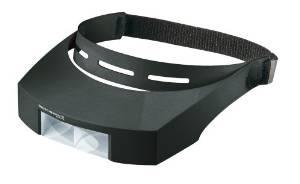 (9719bs) ラボ・ヘッド 両眼レンズ ヘッドバンド+レンズ1枚セット ラボ・シリーズ 2.5倍・1648-25 エッシェンバッハ