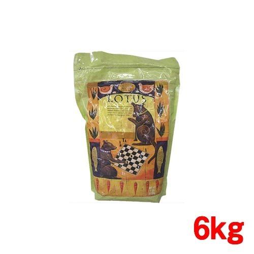 【送料込!】ロータス シニア チキン レシピ 6kg 【※送料込の価格です。】 【ロータス】【ドッグフード(ドライフード)】