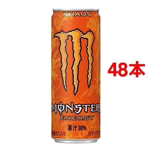【送料込!】モンスター カオス 355mL*48本入 【※送料込の価格です。】