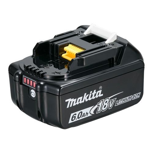 【送料込!】マキタ 18Vバッテリ6.0Ah BL1860B 1台 【※送料込の価格です。】