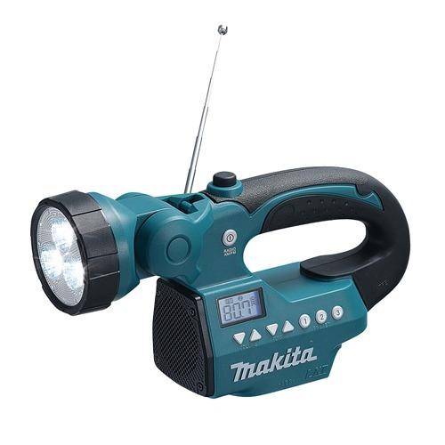 【送料込!】マキタ 充電式ラジオ付ライト MR050 1台 【※送料込の価格です。】