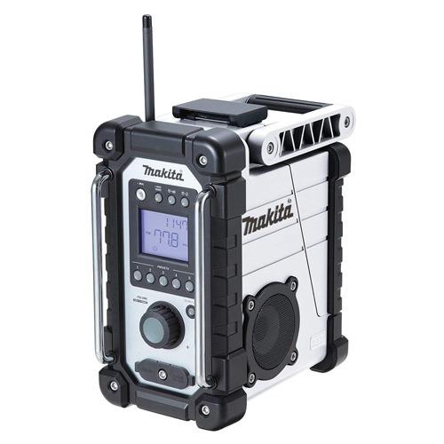 【送料込!】マキタ 充電式ラジオ MR102 白 1台 【※送料込の価格です。】