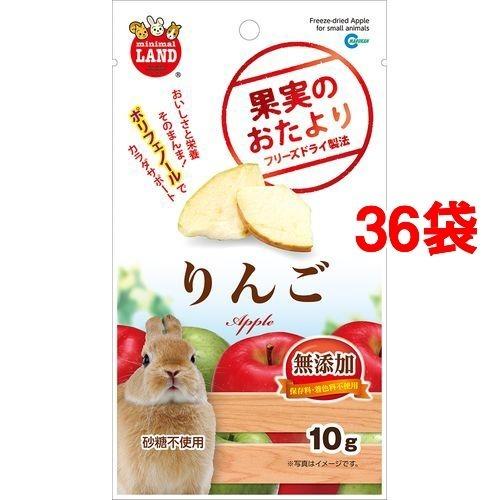 【送料込!】果実のおたより りんご 10g*36コセット 【※送料込の価格です。】