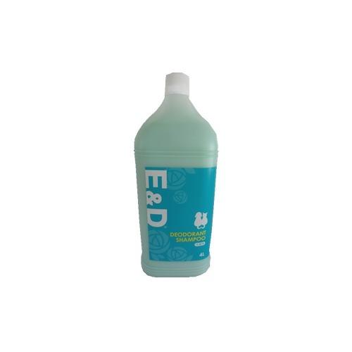 【送料込!】E&D シャンプー 犬猫用 4L 【※送料込の価格です。】 【千代田運輸】【ペット用品】