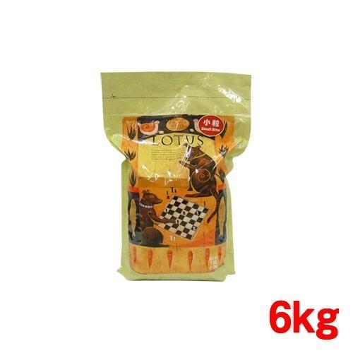 【送料込!】ロータス シニア チキン レシピ 小粒 6kg 【※送料込の価格です。】 【ロータス】【ドッグフード(ドライフード)】