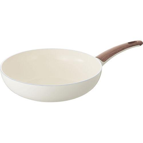 【送料込!】グリーンパン ウッドビー ウォックパン 28cm 1コ入 【※送料込の価格です。】 【グリーンパン】【深型フライパン】