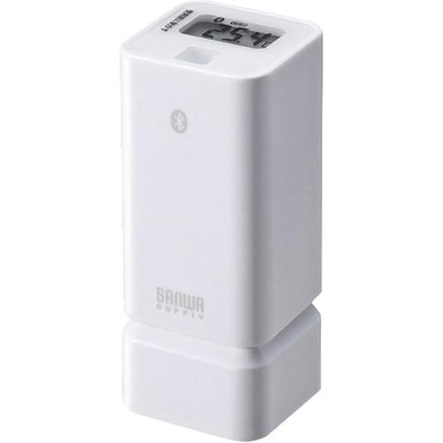 【送料込!】サンワサプライ 無線温湿度&照度計 CHE-TPHU5(1コ入)【代引不可】【※送料込の価格です。】