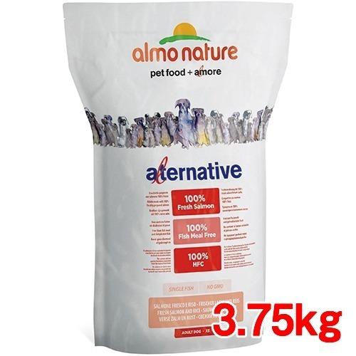 【送料込!】アルモネイチャー オルタナティブドライ170 エクストラスモール サーモン&ライス(3.75kg)【代引不可】【※送料込の価格です。】