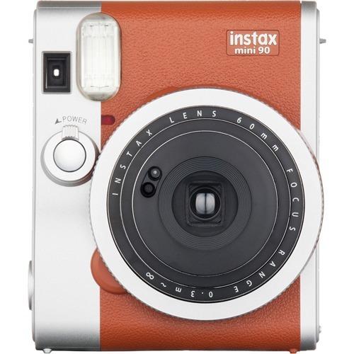 【送料込!】フジフイルム チェキ インスタックス ミニ 90 ネオクラシック ブラウン 1台 【※送料込の価格です。】 【チェキ】【デジタルカメラ・インスタントカメラ】