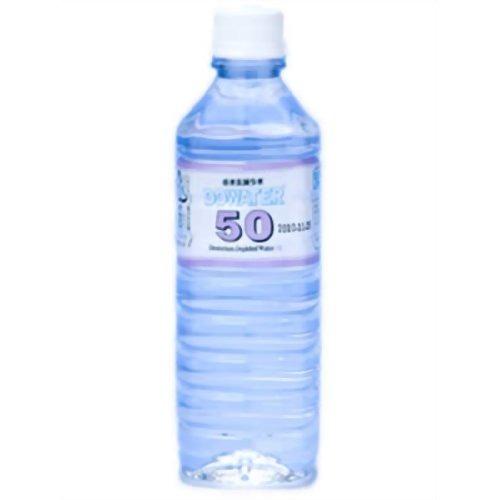 【送料込!】DDWATER 50(50ppm) 500mL*24本入 【※送料込の価格です。】 【DDW(重水素減少水)】【重水素減少水(超軽水)】