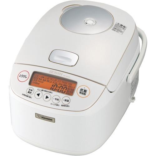 【送料込!】象印 圧力IH炊飯ジャー 1升炊き NP-BH18-WA ホワイト(1台)【※送料込の価格です。】