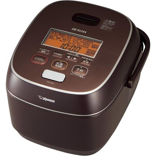 【送料込!】象印 圧力IH炊飯ジャー 1升炊き NW-JB18-TA ブラウン(1台)【※送料込の価格です。】