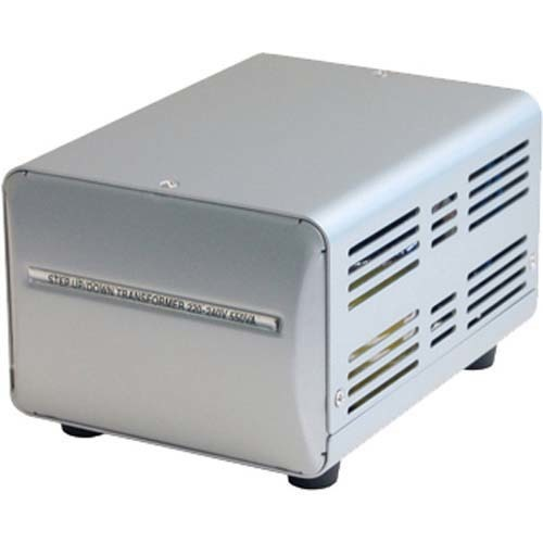 【送料込!】海外国内用 大型変圧器 220-240V/550VA NTI-27(1台)【代引不可】【※送料込の価格です。】