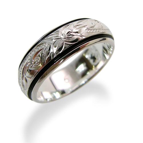 【送料無料】hoo ハワイアンジュエリー リング ハワイアン ジュエリー hoo シルバー リング 指輪 ロジウム お守り プレゼント ギフト アクセサリー ハワイアン hoo-0002 シルバーリング かわいい 可愛い 誕生日 レディース プレゼント