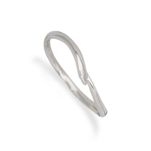 【送料無料&刻印無料】Lovers&Ring ラバーズリング K10ホワイトゴールドリング メンズ LSR0653WG K10 ホワイトゴールドリング ペアリング ペア メンズ 指輪 刻印 プレゼント リング アクセサリー ジュエリー 普段使い