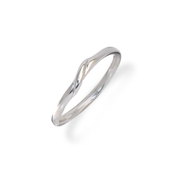【送料無料&刻印無料】Lovers&Ring ラバーズリング 10金ホワイトゴールドリング メンズ LSR0655WG 10金 ホワイトゴールドリング ペアリング ペア メンズ 指輪 刻印 プレゼント リング ジュエリー 刻印 かわいい 刻印可能 普段使い