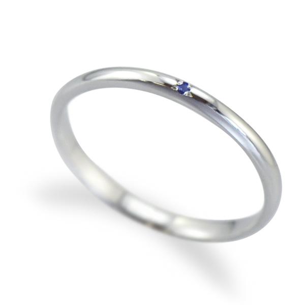 【送料無料&刻印無料】ホワイトゴールドK10リング<メンズ> LSR0658SWG Lovers & Ring ラバーズリング ペアリング ペア 指輪 サファイア メンズ ホワイトゴールド プレゼント リング ジュエリー かわいい 刻印 プレゼント