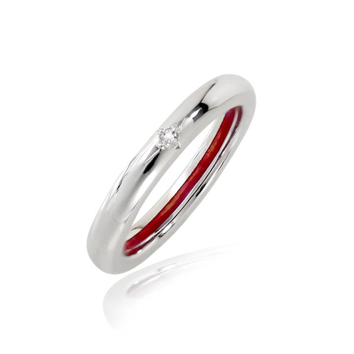 LOVERS SCENE ラバーズシーン シルバーリング 男女兼用 LSR0106drm シルバーリング ペアリング ペア 指輪 メンズ レディース ダイヤモンド ロジウム加工 プレゼント リング シルバー アクセサリー ジュエリー ダイヤ ギフト かわいい 普段使い