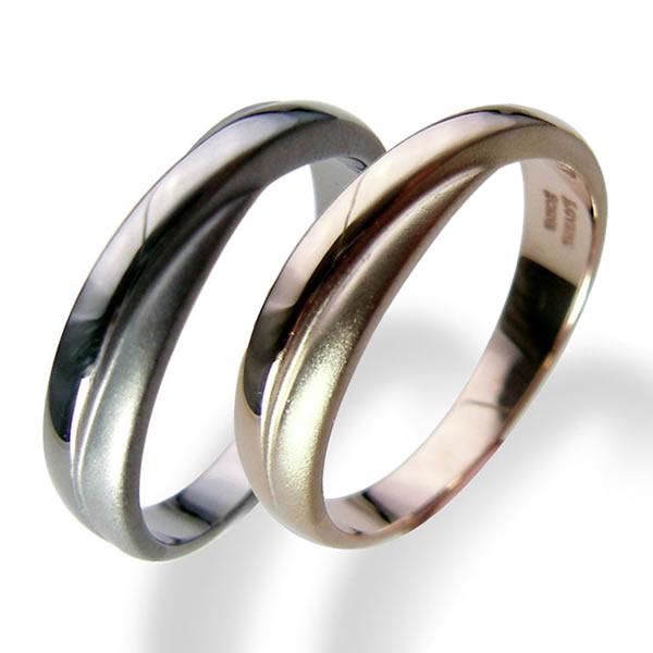 【刻印対応】LOVERS SCENE ラバーズシーン シルバーリング LSR5026PK-BK ペアリング ペア 指輪 メンズ レディース クロス プレゼント リング 刻印可能 シルバー アクセサリー ジュエリー ギフト かわいい プレゼント 普段使い