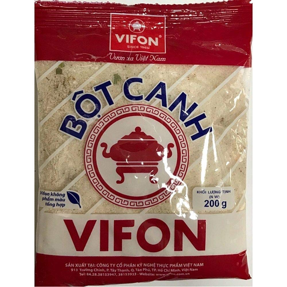 研修生 留学生への贈り物 ハロウィン お歳暮 クリスマス 海外輸入 VIFON ベトナムスープの素 200g 1袋 Bot Canh 1 調味料 男女兼用 アジアン ベトナム料理 ベトナム食品 goi エスニック ベトナム食材