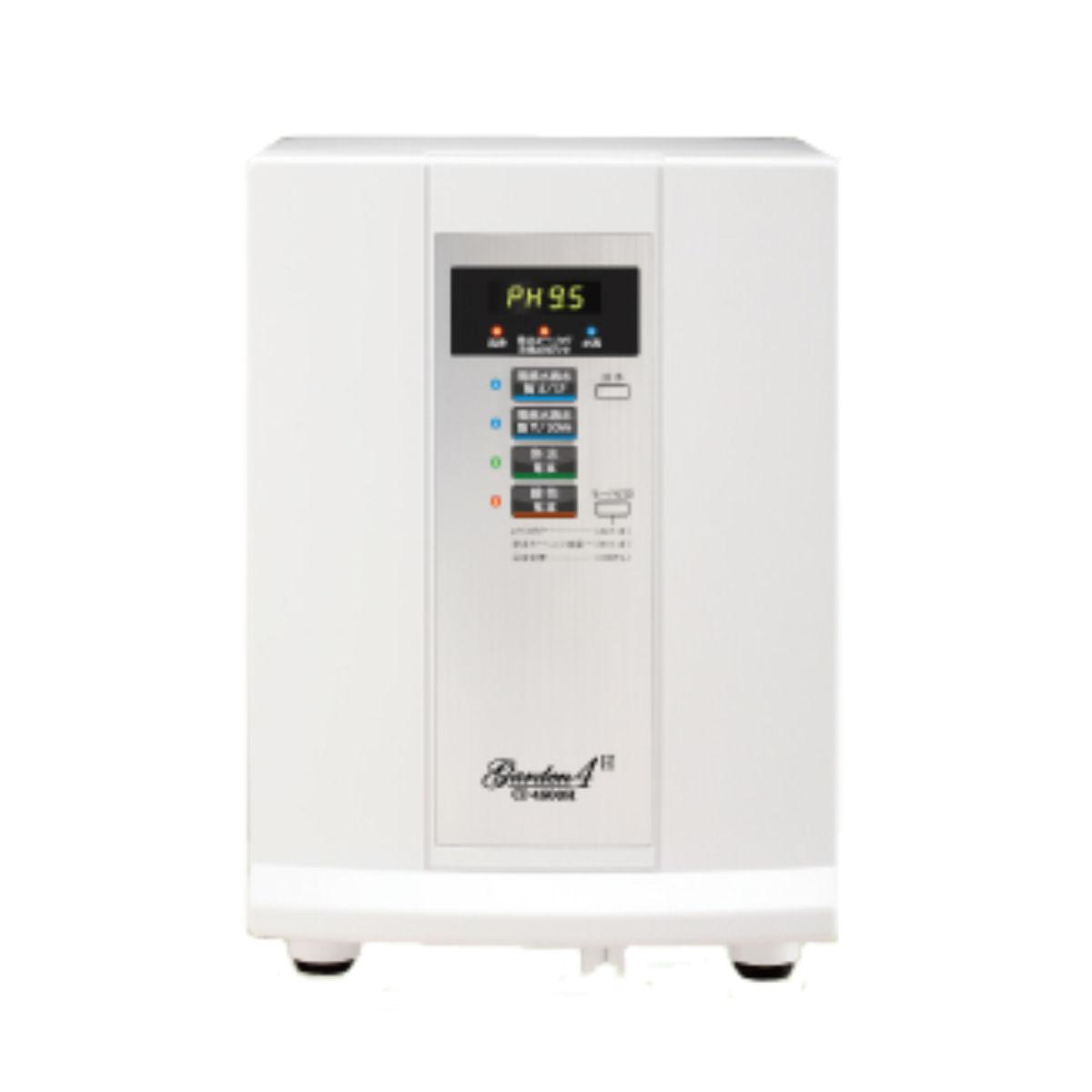 コロナ工業 家庭用電解水素水生成器・浄水器 イオンαガーデン4H(CI‐4500H)