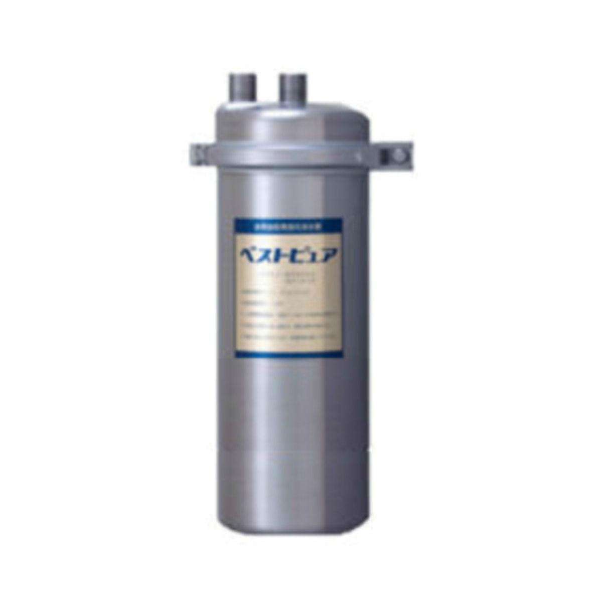 麦飯石・活性炭内蔵浄活水器 ベストピュアBP ビルトインタイプ