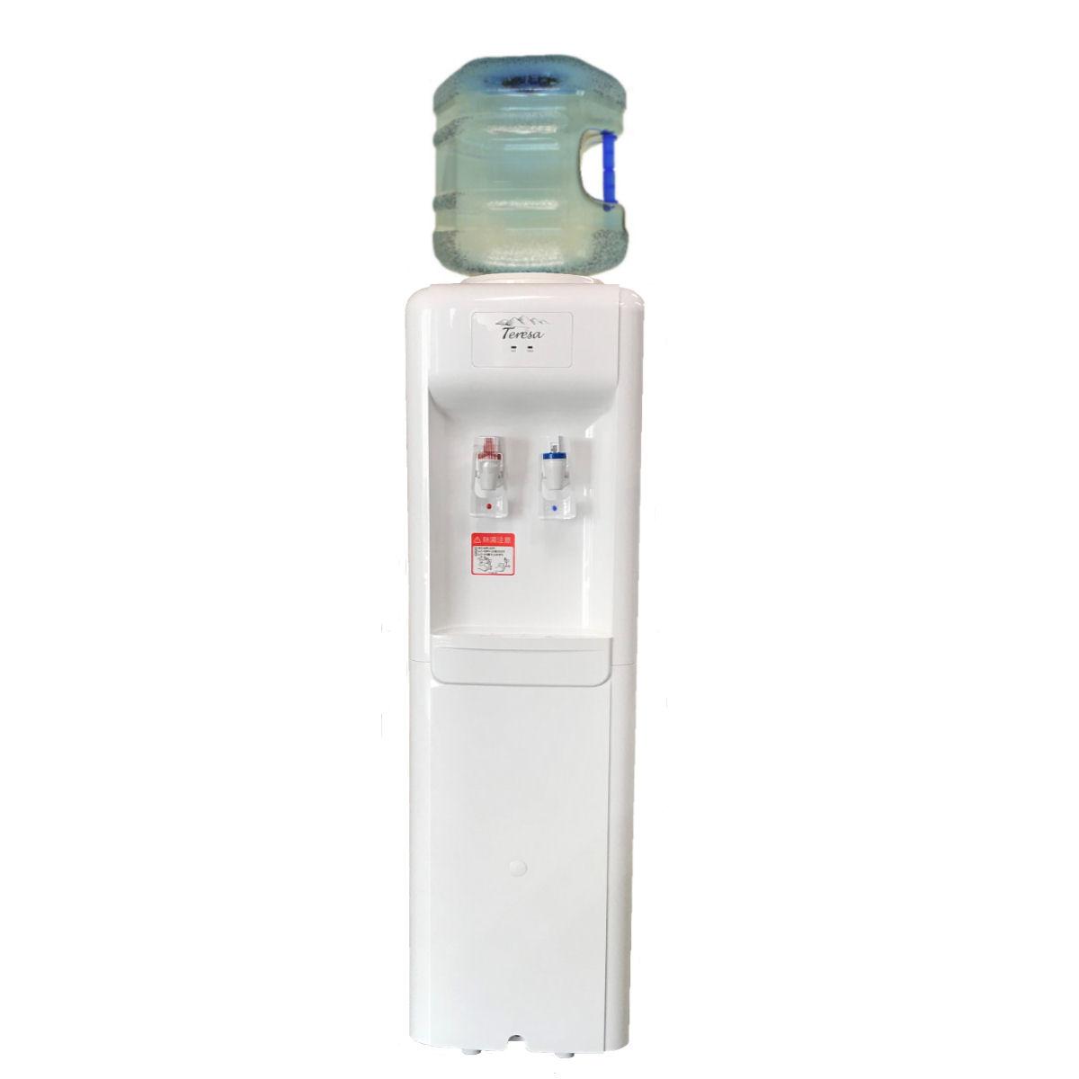 ガロンボトル用据置型ウォーターサーバー  anytimeSC 専用12リットルポリカーボネートボトル1本つき