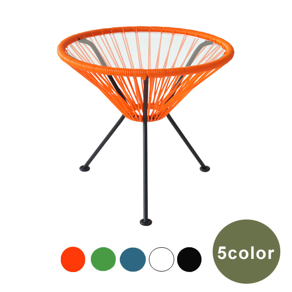 【全5色】アカプルコ サイドテーブル Acapulco Side Table / METROCS メトロクス