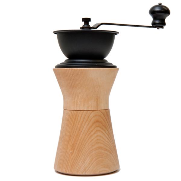 コーヒーミル MokuNeji モクネジ 手動 ミル カリタ 日本製 台湾製 木 ケヤキ コーヒー おしゃれ キッチンツール ギフト