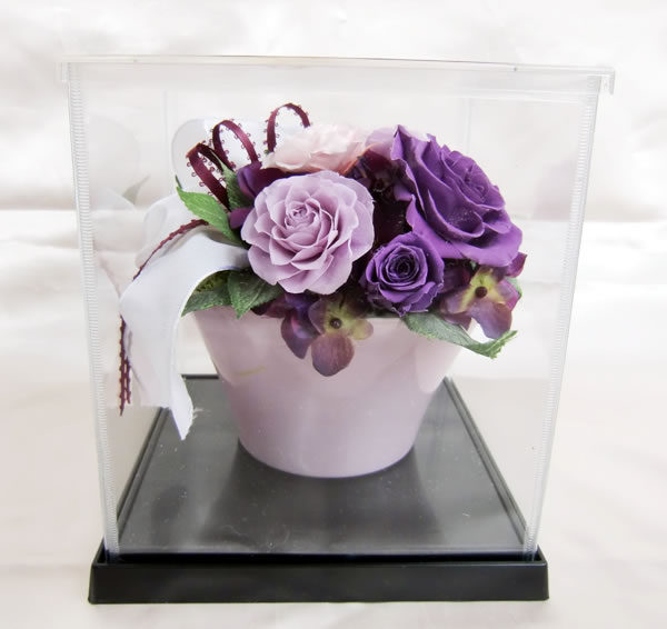vigo-shop   Rakuten Global Market: Feng Shui happy bouquet Purple ...