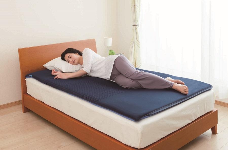キュービック ボディー プレミアム マットレス シングル 布団 マットレス 睡眠 休息 快適 高反発マットレス 3つ折り 腰痛 高反発 ベッド マット
