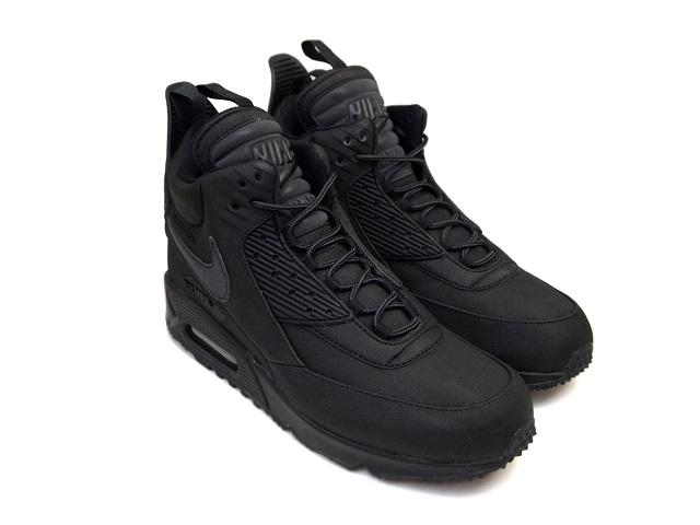 NIKE AIR MAX 90 SNEAKERBOOT WNTR BLACK/BLACK-BLACK ナイキ エア マックス 90 スニーカーブーツ ウィンター