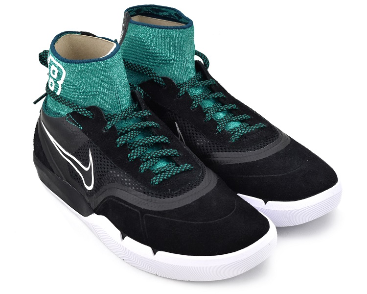 NIKE SB HYPERFEEL KOSTON 3 BLACK/BLACK-RIO TEAL-WHITE ナイキ SB ハイパーフィール コストン 3