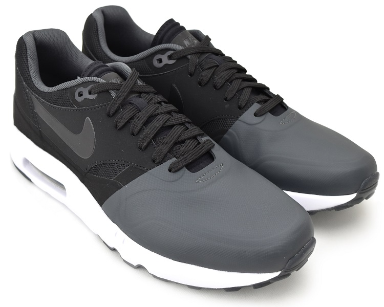 NIKE AIR MAX 1 ULTRA 2.0 SE ANTHRACITEBLACK BLACK WHITE Kie Ney AMAX 1 ultra 2.0