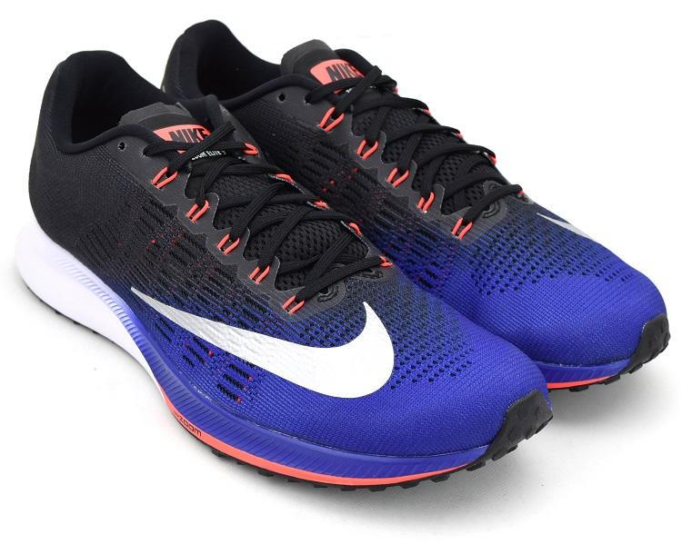 NIKE AIR ZOOM ELITE 9 CONCORDMETALLIC SILVER BLACK Nike air zoom elite 9