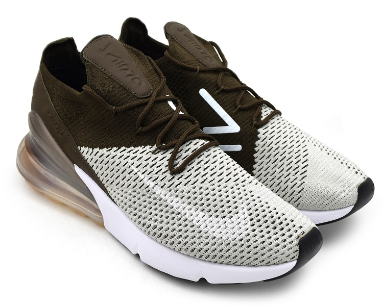 Nike Air Max 270 Flyknit Dark Hazel for