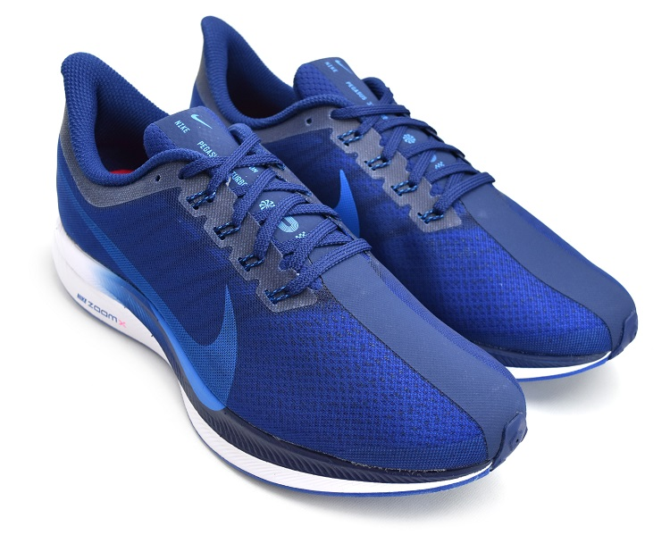 NIKE AIR ZOOM PEGASUS 35 TURBO INDIGO FORCE/PHOTO BLUE ナイキ エア ズーム ペガサス 35 ターボ