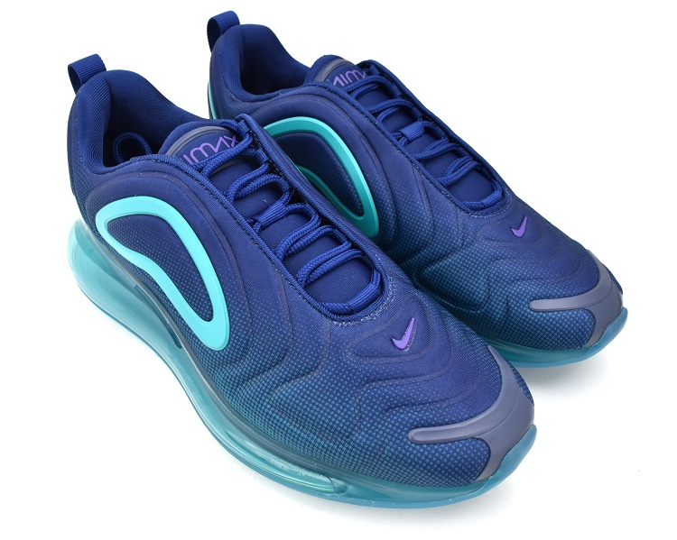NIKE AIR MAX 720 BLUE VOID/COURT PURPLE ナイキ エア マックス 720