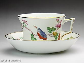 布谷鸟茶杯&盘子