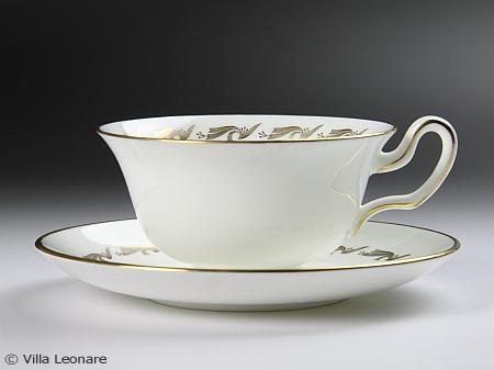 【ウエッジウッド】ゴールデン フリース カップ&ソーサー