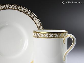ユーランダー Gold Cup & saucer ( demitasse )