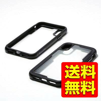 iPhoneXs / iPhoneX ケース カバー 保護ケース TOUGH BUMPER Case for iPhoneXs iPhone10s テン 5.8インチ / アイフォン アイフォーン アイホン / iPhoneX iPhone10 / ブラック DCS-IP18STBAABK / Deff ディーフ 【送料無料】