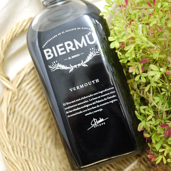 有機葡萄で作られたスペイン産ベルモット ビエルム ロホ ご予約品 1000ml プラダ ア ストアー トペ