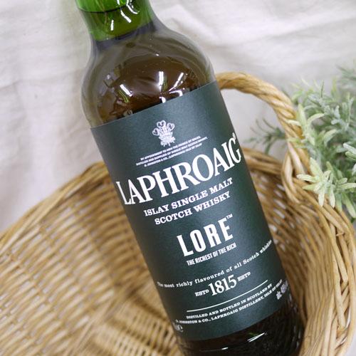 LAPHROAIG LORE ラフロイグ ロア